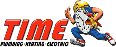 Time Plumbing, Heating & Electric Inc. - Logo
