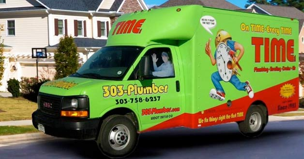 About Time Plumbing, Heating & Electric Inc  Denver, CO
