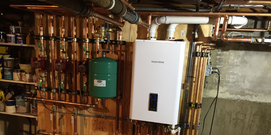 Boiler Repair & Replacement Denver - Time Heating Services