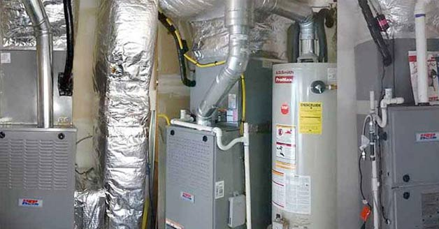 Heater Installation & Replacement Denver - Time Heating Services